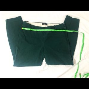 ❤️ 3/20 J Crew green pants